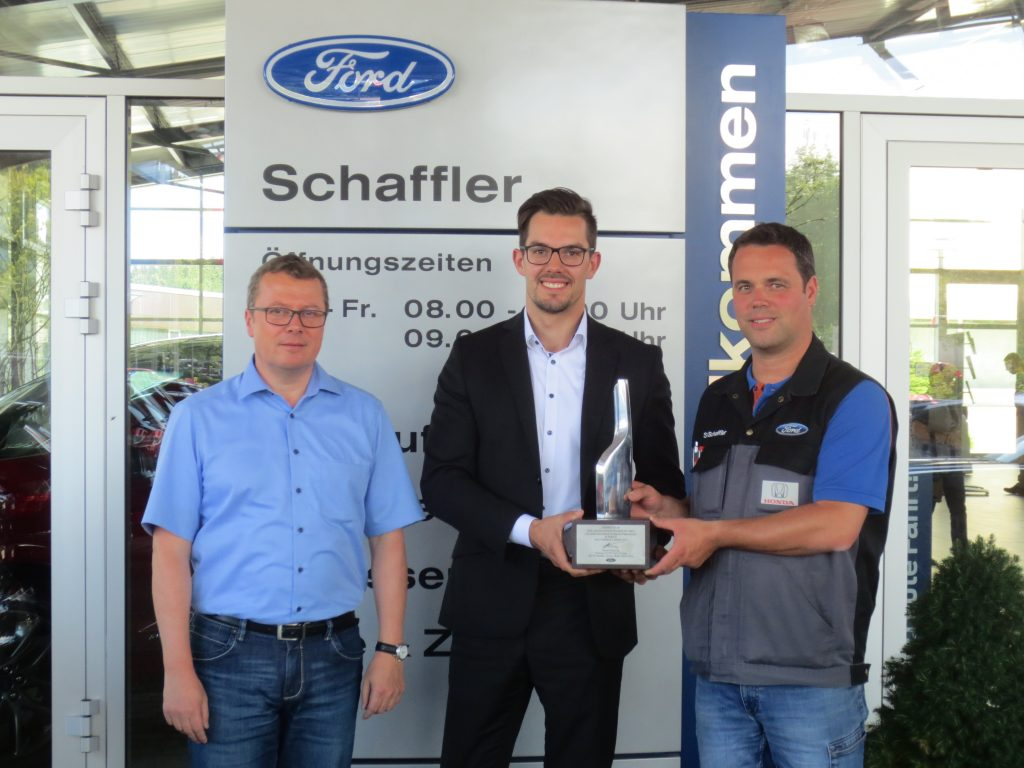 Ford Chairman's Award